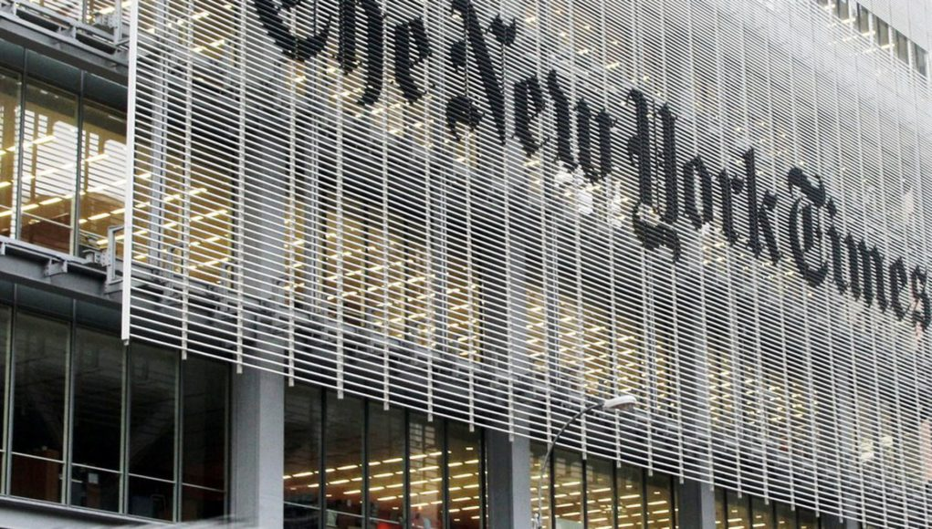 new york times business